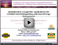 certified payroll solution for quickbooks video