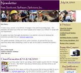 News from Sunburst Software Solutions, Inc.
