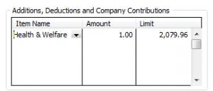 company contribution annual limit