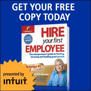 free book hire your first employee