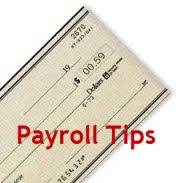 QuickBooks payroll tips