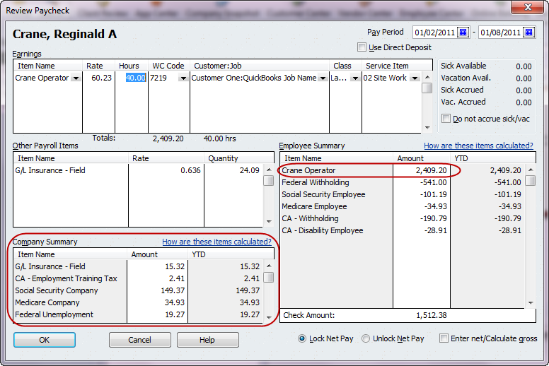 Create a QuickBooks Job Cost Report With Hours & Payroll Costs ...