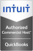 Intuit Authorized Commercial Host