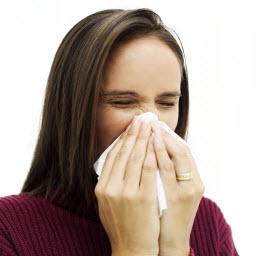 perfume sensitivity