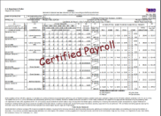 prevailing wage reports
